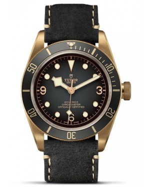 Fake Tudor Black Bay Bronze Dive Watch M79250BA-0001