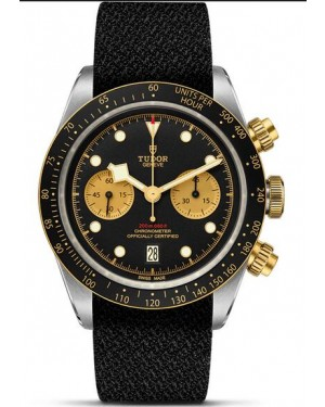 Fake Tudor Black Bay Chrono S&G Watch M79363N-0003