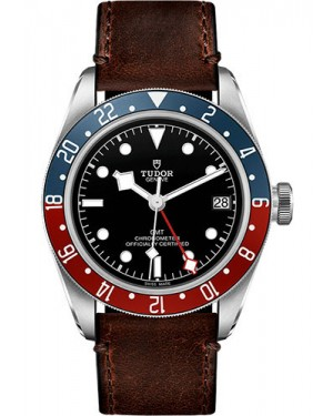 Replica Tudor Heritage Black Bay GMT Watch M79830RB-0002