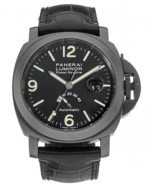 Fake Panerai Luminor Power Reserve Mens Watch 44mm PAM00028