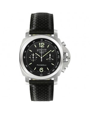 Fake Panerai Luminor 1950 Flyback 44mm Watch PAM00212
