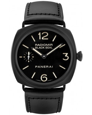 Fake Panerai Radiomir Blackseal Ceramica 45mm Watch PAM00292