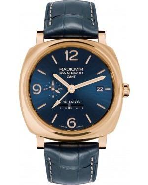 Fake Panerai Radiomir 1940 10 Days GMT PAM00659