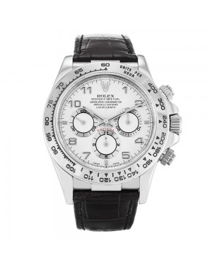 Fake Rolex Daytona White Dial 16519