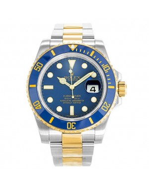 Fake Rolex Submariner Two Tone 116613LB