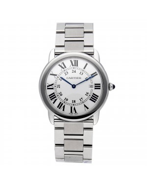 Fake Cartier Ronde Solo Watch WSRN0012