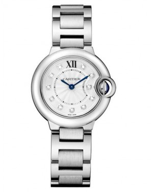 Fake Cartier Ballon Bleu De Cartier 28mm WE902073