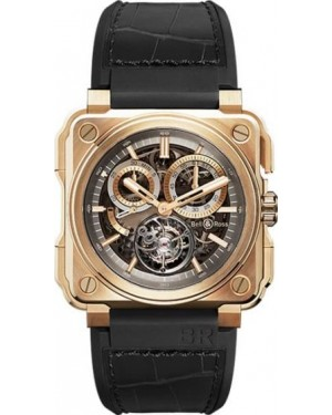 Fake Bell & Ross BR-X1 Tourbillon Rose Gold BRX1-CHTB-PG