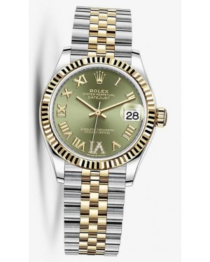 Fake Rolex Datejust 31 Watch m278273-0016