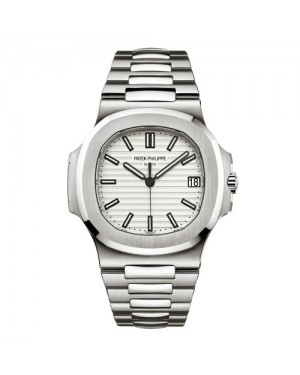 Fake Patek Philippe Nautilus Stainless Steel Mens Watch 5711/1A-011