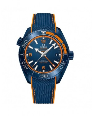 Fake Omega Seamaster Planet Ocean 600M Big Blue 215.92.46.220.30.01