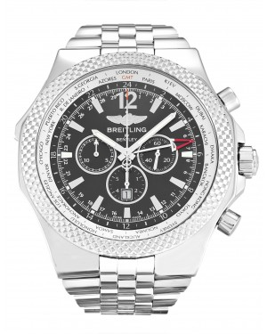 Fake Breitling Bentley GMT Watch A47362