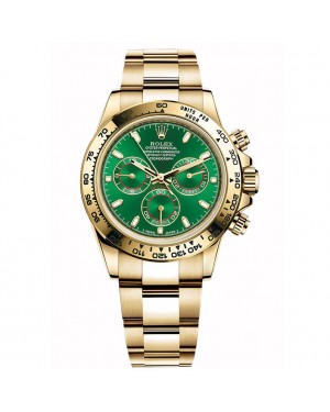 Fake Rolex Daytona Green 116508