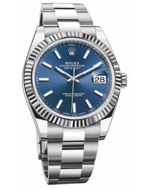 Fake Rolex Oyster Perpetual Datejust 41 126334