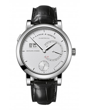 Fake A.Lange & Sohne Lange 31 Platinum Watch 130.025