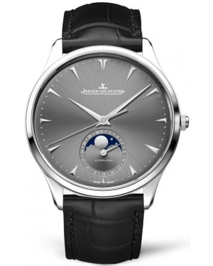 Replica Jaeger-LeCoultre Master Ultra Thin Moon White Gold 1363540