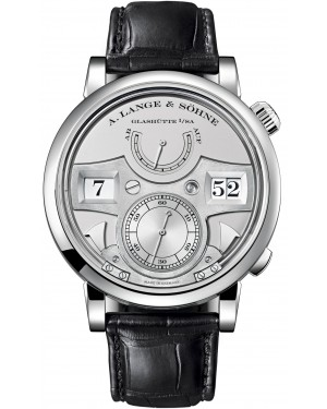 Fake A.Lange & Sohne Platinum Lange Zeitwerk Striking Time 145.025,