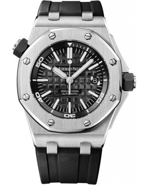 Fake Audemars Piguet Royal Oak Offshore Diver Watch 15703ST.OO.A002CA.01