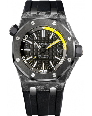 Fake Audemars Piguet Royal Oak Offshore Diver Mens Watch 15706AU.OO.A002CA.01