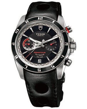 Fake Tudor Grantour Chrono Fly-Back Watch 20550N