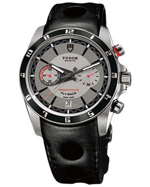 Fake Tudor Grantour Chrono Fly-Back Mens Watch 20550N