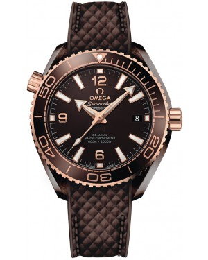 Fake Omega Seamaster Planet Ocean 600M Watch 215.62.40.20.13.001