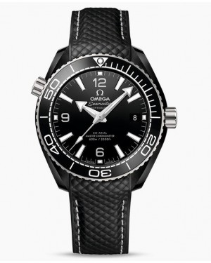 Replica Omega Seamaster Planet Ocean Deep Black 600m Watch 215.92.40.20.01.001