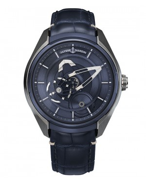 Fake Ulysse Nardin Freak X Blue Watch 2303-270/03