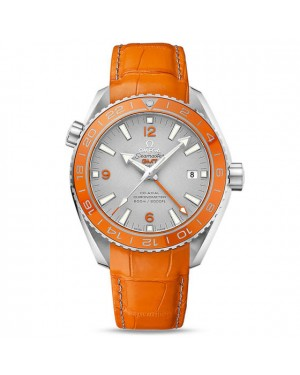 Fake Omega Seamaster Planet Ocean 600 M GMT 43.5 mm 232.93.44.22.99.001