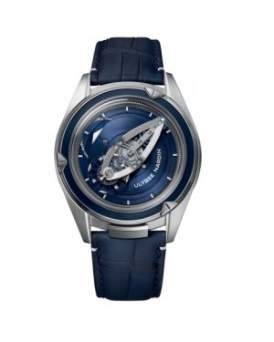 Fake Ulysse Nardin Freak Blue Cruiser 2505-250