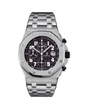Fake Audemars Piguet Royal Oak Offshore Chronograph Watch 25721ST.OO.1000ST.08