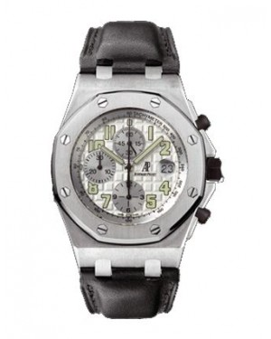 Fake Audemars Piguet Royal Oak Offshore Chronograph Watch 26020ST.OO.D001IN.02