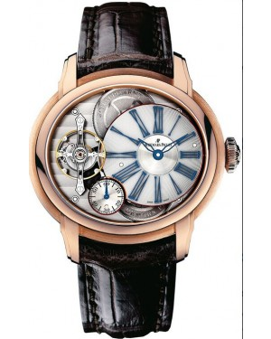 Fake Audemars Piguet Millenary Deadbeat Seconds Mens Watch 26091OR.OO.D803CR.01