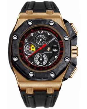 Fake Audemars Piguet Royal Oak Offshore Grand Prix Chronograph Watch 26290RO.OO.A001VE.01