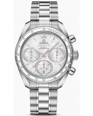 Fake Omega Speedmaster Chronograph 38 mm 324.30.38.50.55.001