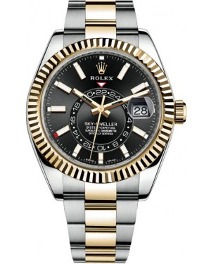 Fake Rolex Sky-Dweller 42 mm Mens 326933-0002