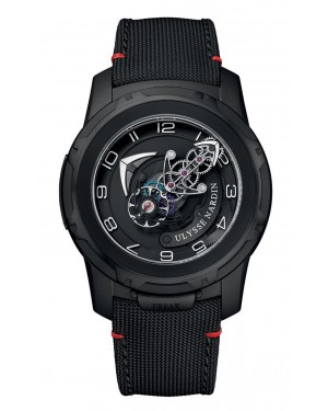 Fake Ulysse Nardin Freak Out Watch 2053-132/BLACK