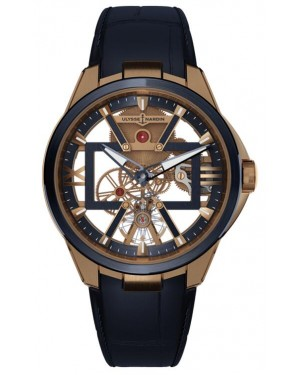 Fake Ulysse Nardin Executive Skeleton X Watch 3716-260/03