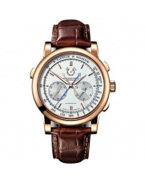 Fake A.Lange & Sohne Double Split Rose 404.032