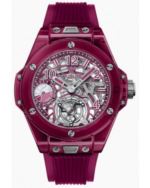 Fake Hublot Big Bang Tourbillon Watch 405.JR.0120.RT