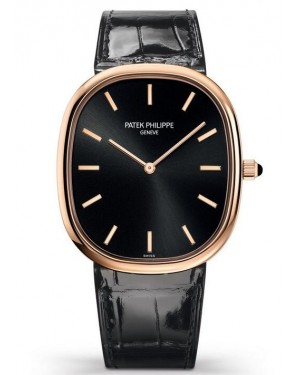Fake Patek Philippe Golden Ellipse 5738R-001