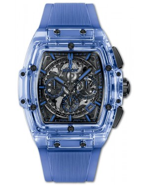 Fake Hublot Spirit Of Big Bang Blue Sapphire Watch 641.JL.0190.RT