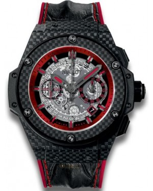Fake Hublot King Power Unico Carbon and Red 701.QX.0113.HR