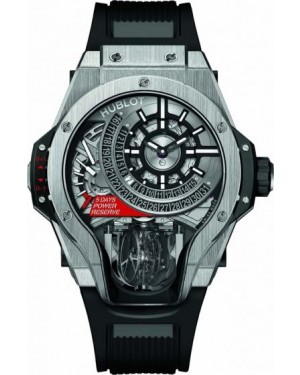 Fake Hublot MP-09 Tourbillon Bi-Axis 909.NX.1120.RX