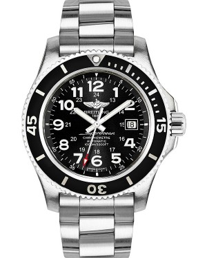 Fake Breitling Superocean II 44 Automatic Mens Watch A17392D7/BD68/162A