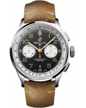 Fake Breitling Premier B01 Chronograph 42 Watch AB0118A21B1X2