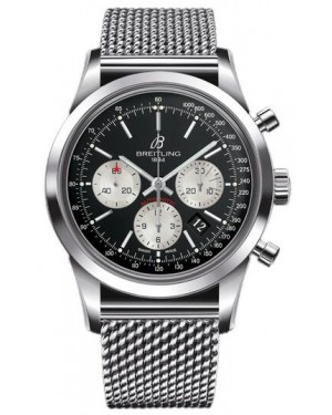 Fake Breitling Transocean Chronograph Mens Watch AB015212/BF26/154A