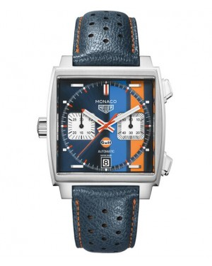 Fake TAG Heuer Monaco Calibre 11 Watch CAW211R.FC6401