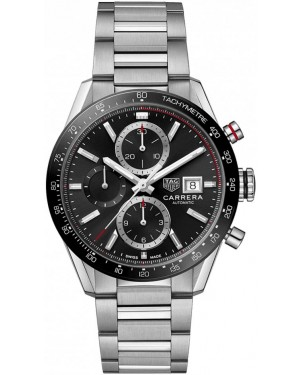 Fake TAG Heuer Carrera Calibre 16 41mm Watch CBM2110.BA0651