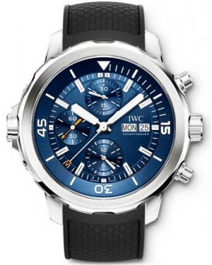 Fake IWC Aquatimer Automatic Expedition Jacques-Yves Cousteau Watch IW329005